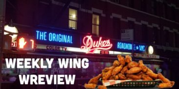 Weekly Wing Wreview #19: Duke's Original Roadhouse