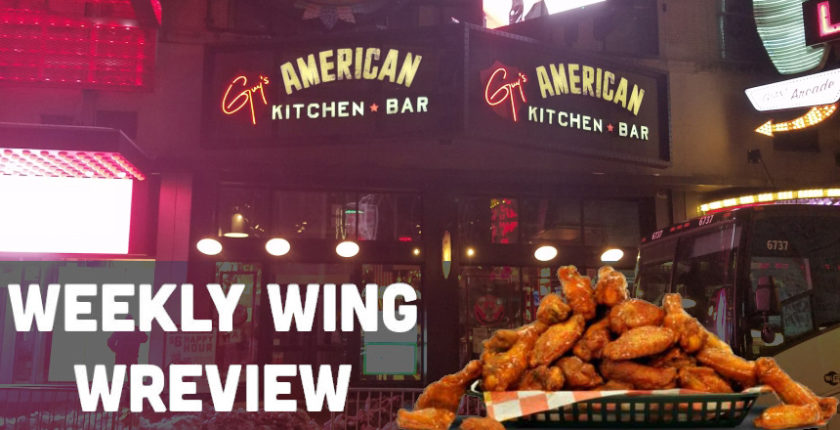 Weekly Wing Wreview 20 Guy S American Kitchen Bar
