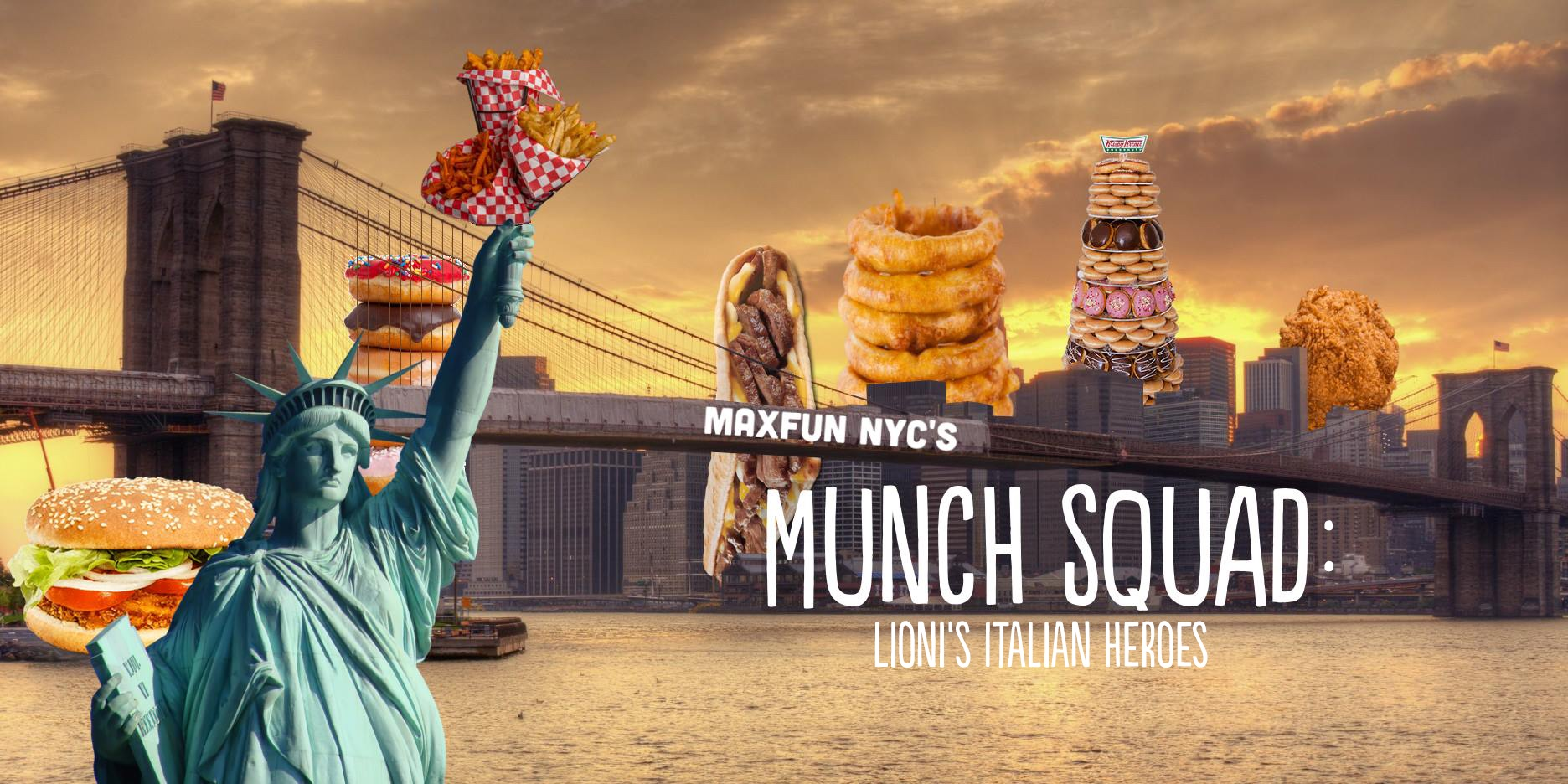 maxfun nyc munch squad lionis